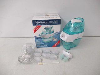 Used  Navage Nasal Care Saline Nasal Irrigation