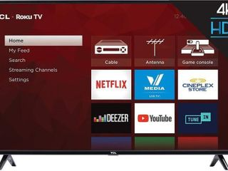 TCl 50S425 CA 4K Ultra HD Smart lED Television