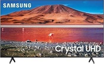 Samsung 50  TU7000 4K Ultra HD HDR Smart TV