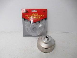 As Is  CTA Tools 2489 Heavy Duty Oil Filter Cap