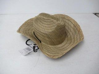 As Is  Quiksilver Men s Pierside Straw Hat