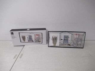 As Is  Umbra Prisma Multi 5x7 Picture Frame for