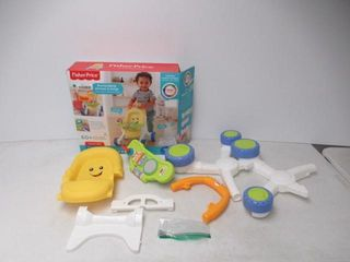 As Is  Fisher Price laugh   learn Stroll   learn