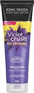2  JOHN FRIEDA Violet Crush Purple Shampoo for