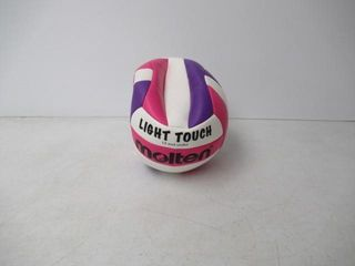 Used  Molten MS240 3 light Touch Volleyball