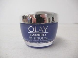 Used  Olay Regenerist Retinol 24 Night Face
