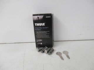 As Is  Thule One Key System 8 Pack