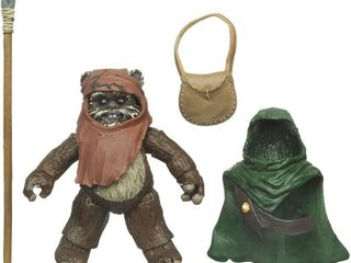 Star Wars Vintage Collection Wicket Toy  3 75