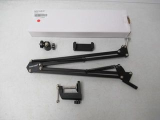 As Is  Neewer Table Top Articulating Scissor Arm