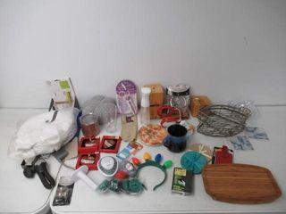 As Is  lot Of Various Items  Indoor  Outdoor  Etc