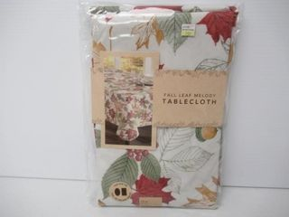 Fall leaf Melody Tablecloth 70  Round