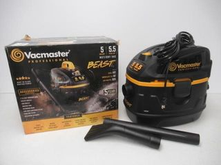 As Is  Vacmaster Professional   Professional