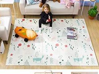 BEKOBABY Baby Play Mat XPE Foam Floor Gym Children