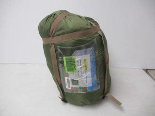 Used  Serenelife Backpacking Sleeping Bag Camping