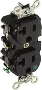 2  leviton 8300 20 Amp  125 Volt  Extra Heavy