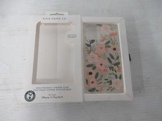 Rifle Paper Co  Floral iPhone 11 Pro Xs X Case