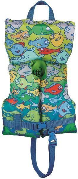 Full Throttle Infant Child Character life Vest