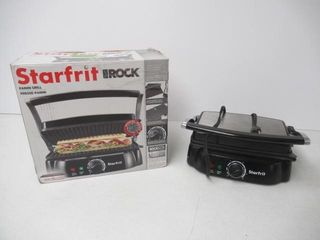 Used  Starfrit 024500 002 0000 The Rock Electric