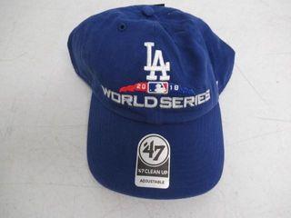 World Series lA Dodgers Adjustable 2018 Baseball