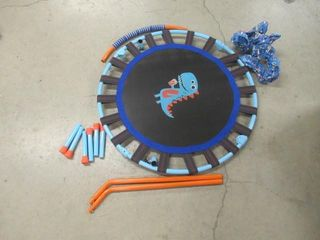 As Is  lBlA Children s Trampoline 96 5cm with