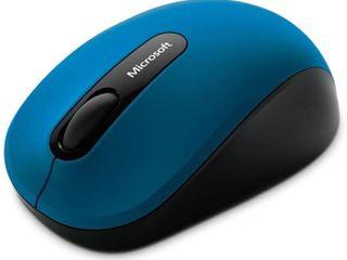 Microsoft Bluetooth Mobile Mouse 3600   Blue