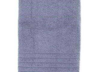 Brookstone SuperStretch Bath Towel in Charcoal