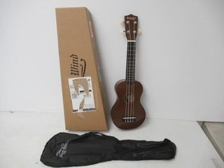 As Is  Strong Wind Soprano Ukulele 21 inch