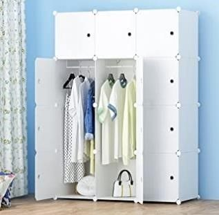Joiscope Portable Wardrobe for Hanging Clothes