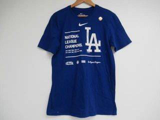 The Nike Tee Men s Medium lA Dodgers National