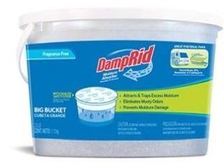 DampRid Fragrance Free  Hi Capacity