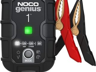 NOCO GENIUS1  1 Amp Fully Automatic Smart Charger