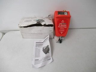 Used  OEM TOOlS 24533 Air Operated Vacuum Pump