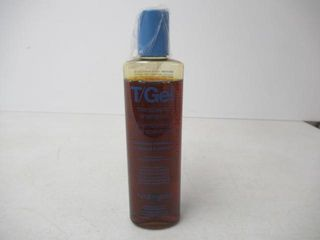 Used  Neutrogena T Gel Therapeutic Shampoo