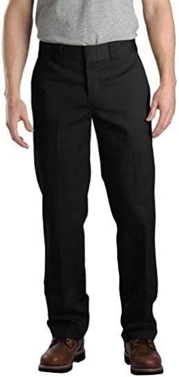Dickies Men s 30x30 Slim Skinny Fit Work Pant
