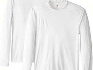 2 Pack Hanes Men s 3Xl Short Sleeve Cool DRI