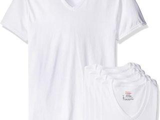 4 Pack Hanes Men s 2Xl Comfortsoft FreshIQ Cotton