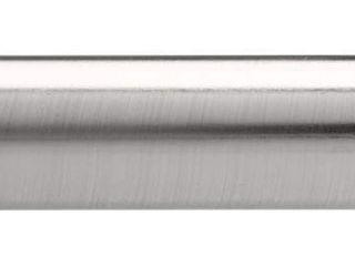 Umbra Cappa Drapery Rod Set  36    72  Nickel