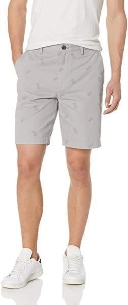 Amazon Essentials Men s 29 Slim Fit 9  Short  Grey