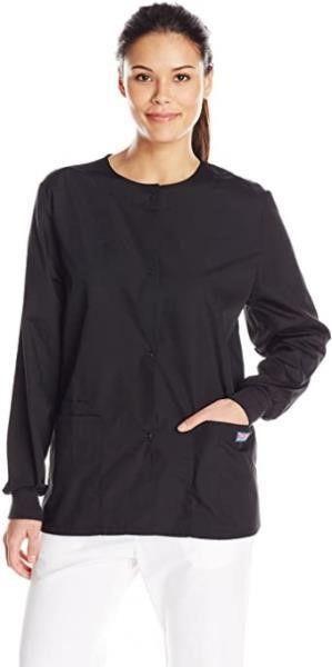CHEROKEE Women s XX Small Warm Up Scrubs Jacket