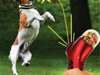Samsonico Pet Treat launcher limited Edition  Red