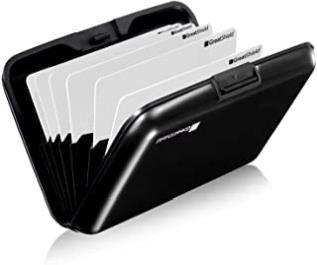 GreatShield RFID Blocking Wallet  8 Slots