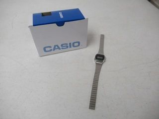 As Is  Casio Women s lA670WA 1 Daily Alarm