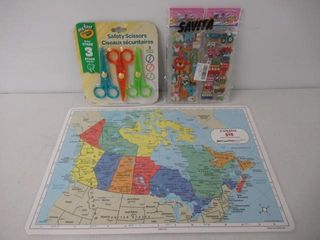 lot of  3  Craft Items for Kids