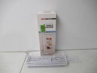 As Is  Grayline 410185  Adjustable 5 Shelf