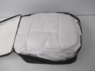 Used  Therapedic Celliant Queen Mattress Pad in