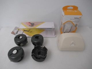 As Is  lot of  2  Safety Items   1  Safety Grip