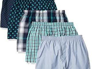 Gildan Men s Small Woven Boxer Underwear