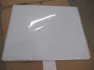As Is  VIZ Pro Magnetic Dry Erase Board
