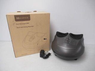 Used  MARNUR Foot Massager Shiatsu Kneading
