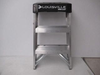 Used  louisville ladder AS3002 300 Pound Duty